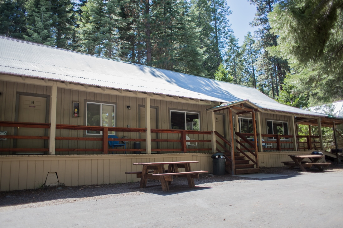 Lodging at Lake Almanor