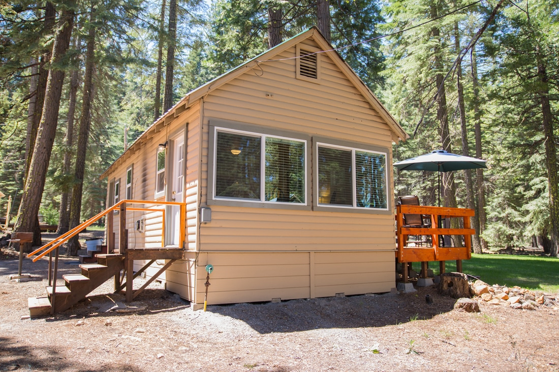 Cabin at Lake Almanor
